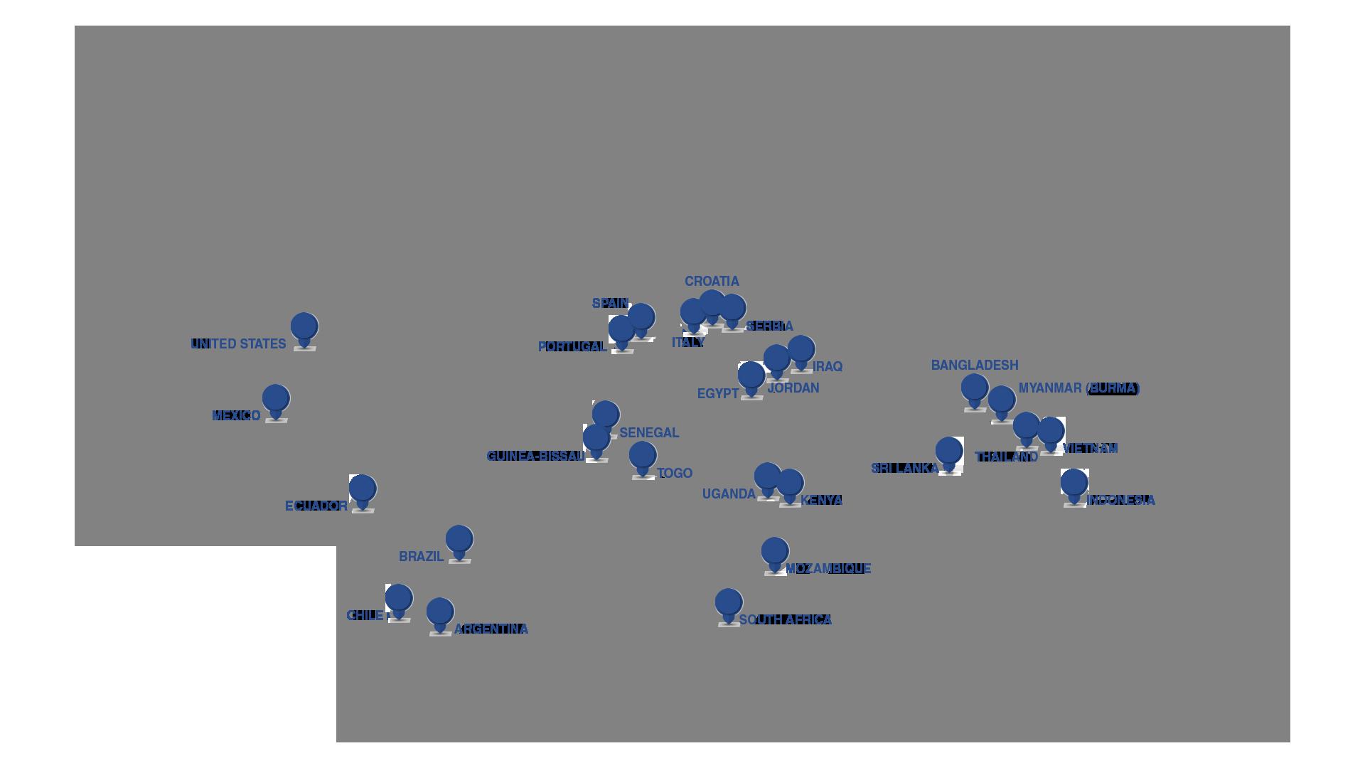 Jakey Group Global Reach